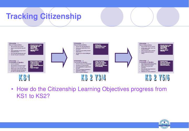 Tracking Citizenship