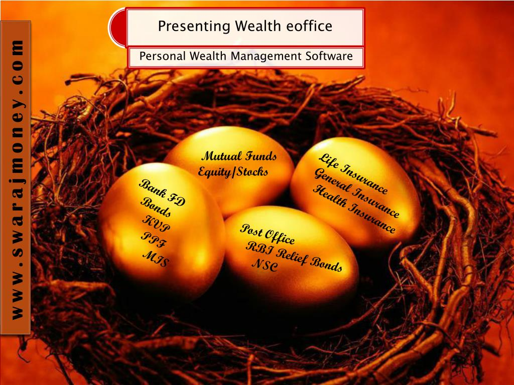 Personal Wealth Management Software