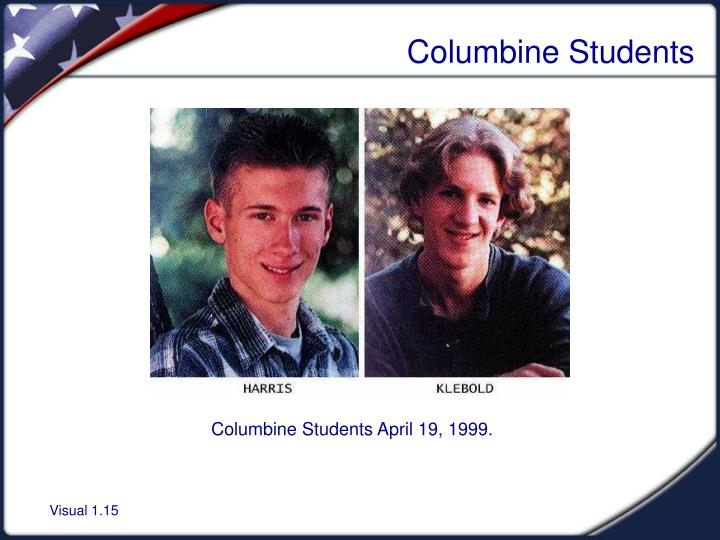 Columbine Students