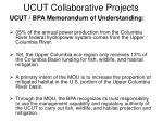 ucut collaborative projects1