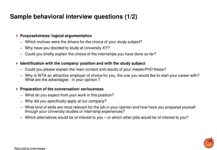 Recruiting Interviews - Dubai, Jan 5, 2006