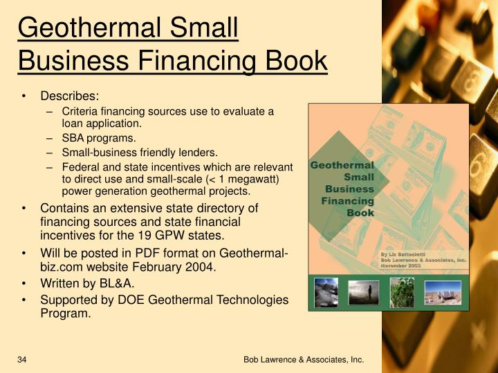 Geothermal Small