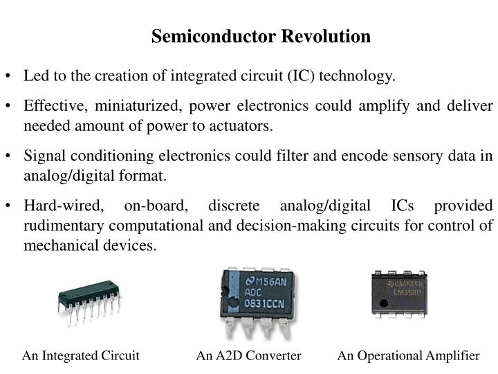 Semiconductor Revolution