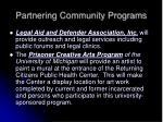 partnering community programs2