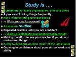 study is