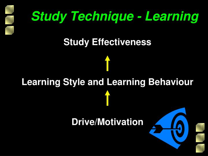 Study Technique - Learning