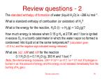review questions 2
