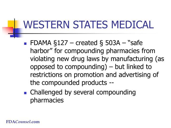 WESTERN STATES MEDICAL