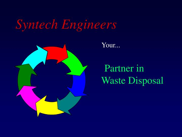 Syntech Engineers