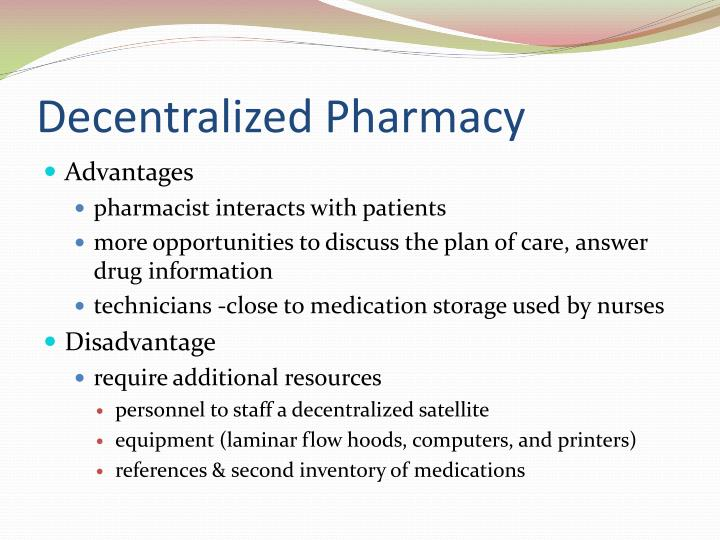introduction to pharmacy slide Introduction to biochemistry medical biochemistry is an essential component of curriculum for all categories of health professionals contemporary biochemistry plays a crucial role in the medical field, be it.