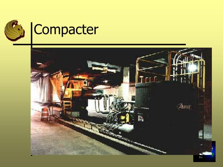 Compacter