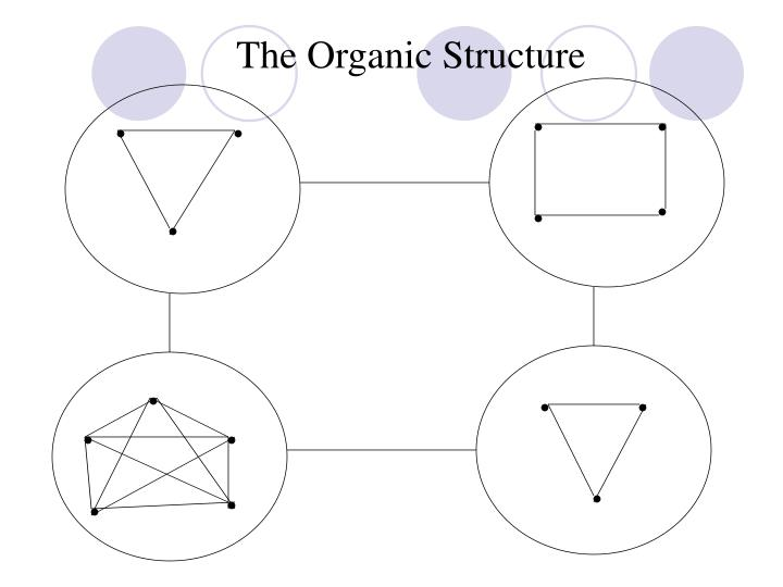 The Organic Structure