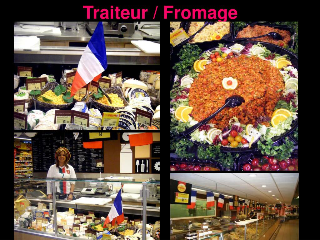 Traiteur / Fromage