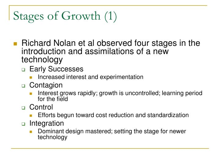 Stages of Growth (1)