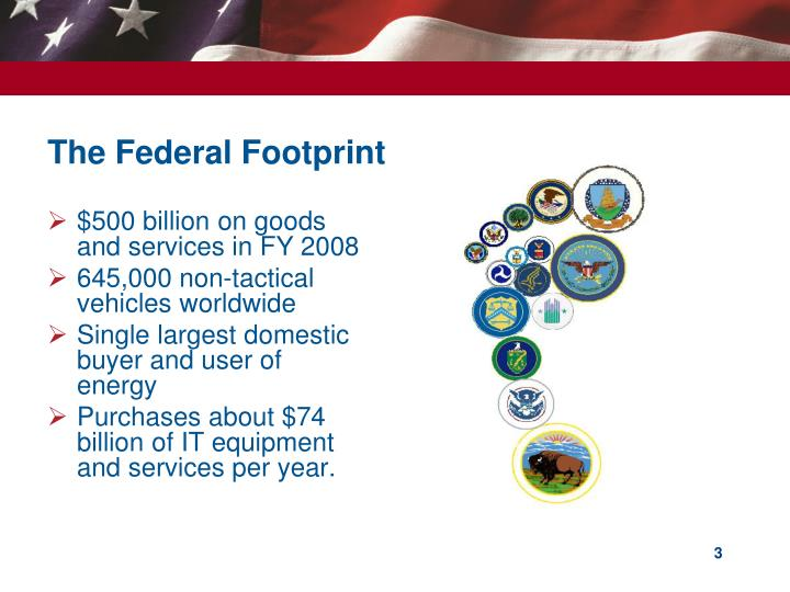 $500 billion on goods and services in FY 2008