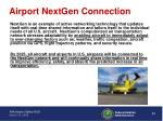airport nextgen connection3
