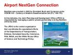 airport nextgen connection4