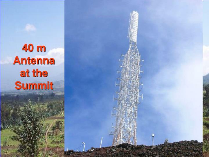 40 m Antenna