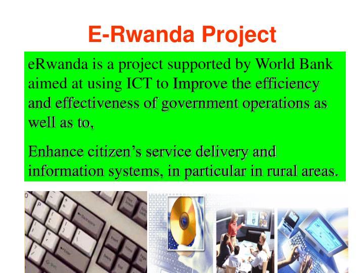 E-Rwanda Project