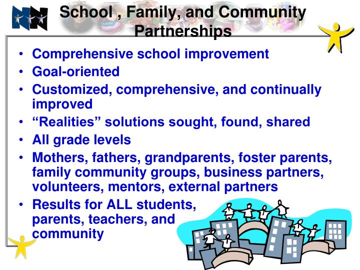 Comprehensive school improvement