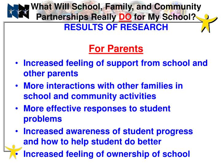 What Will School, Family, and Community Partnerships Really