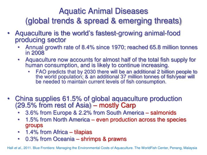 Aquatic Animal Diseases