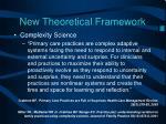 new theoretical framework