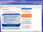 quizlab com creating online quizzes