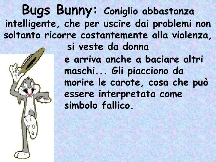 Bugs Bunny: