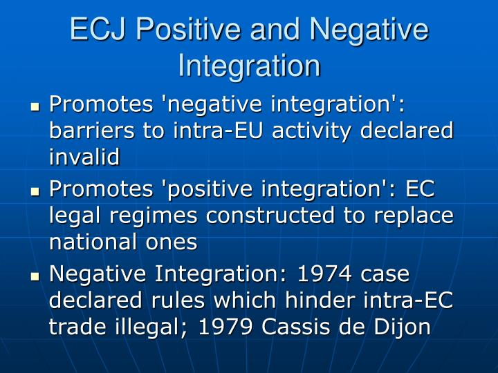 Positive and Negative Nationalism