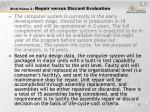 studi kasus 2 repair versus discard evaluation1