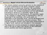 studi kasus 2 repair versus discard evaluation2