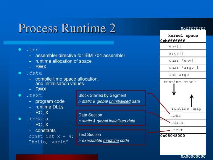 Process Runtime 2
