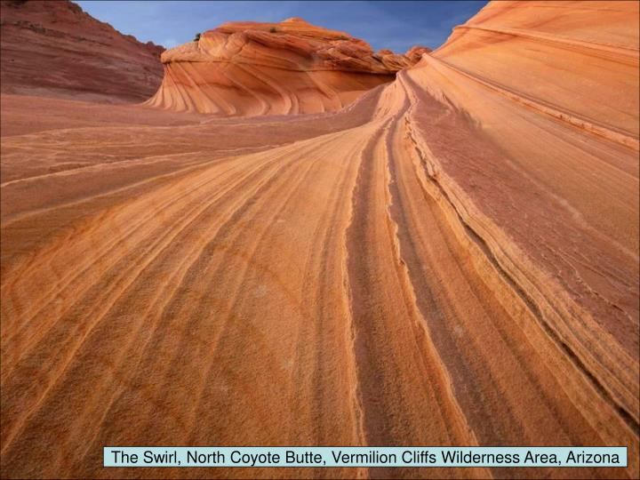 The Swirl, North Coyote Butte, Vermilion Cliffs Wilderness Area, Arizona