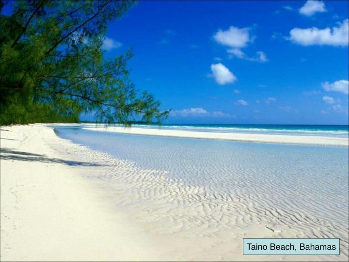 Taino Beach, Bahamas