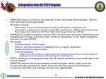 integration into oa ct3 program