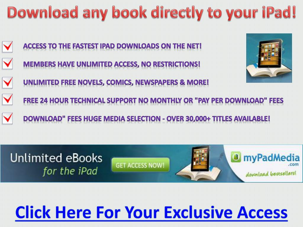 Download any book directly to your