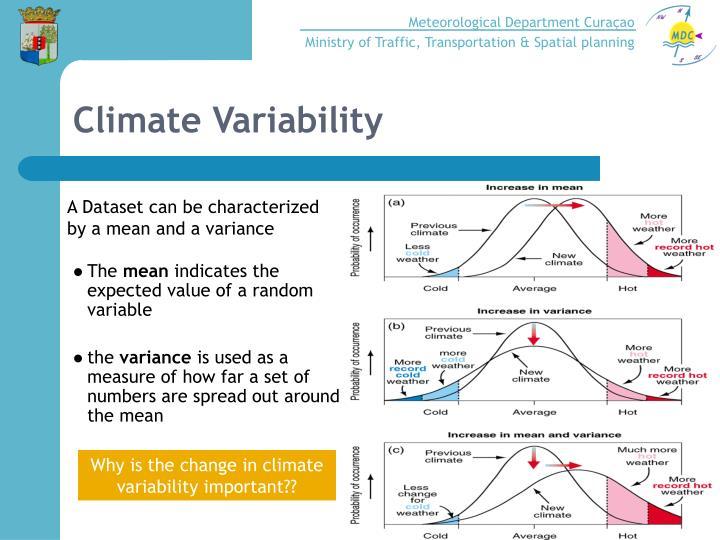 Climate Variability