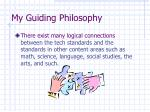 my guiding philosophy2