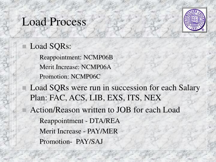Load Process