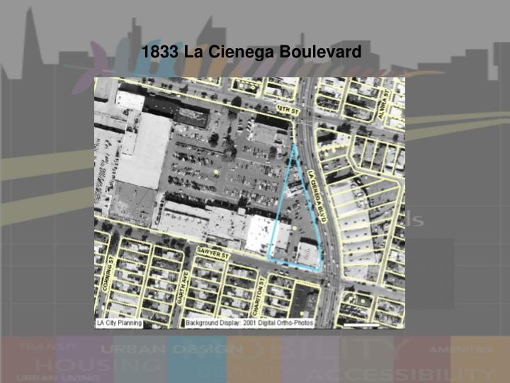 1833 La Cienega Boulevard