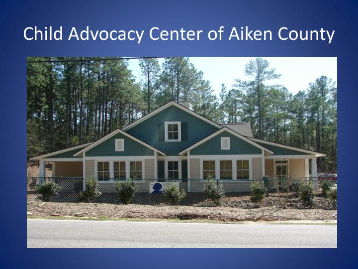 Child advocacy center of aiken county1