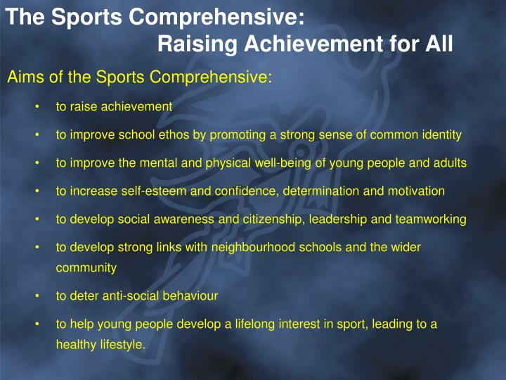 The Sports Comprehensive: