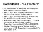 borderlands la frontera
