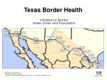 texas border health