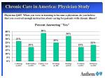 chronic care in america physician study