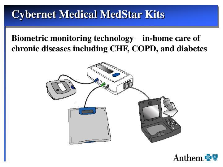 Cybernet Medical MedStar Kits