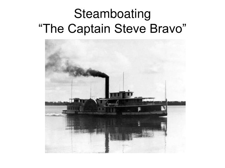Steamboating