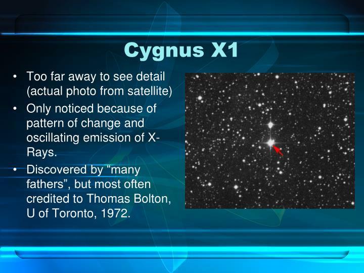 Cygnus X1