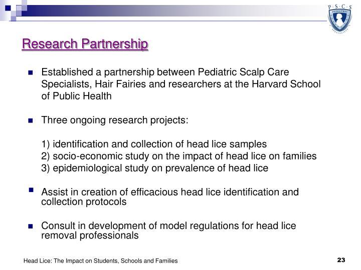Research Partnership
